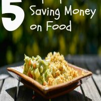 5 Top Tips for Saving Money on Food