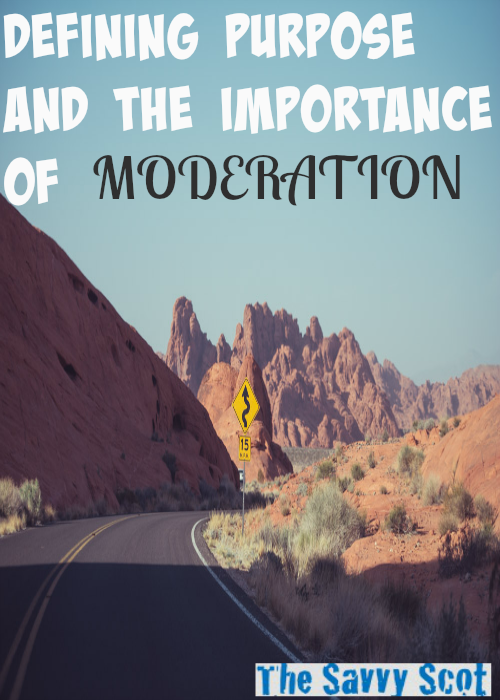 Defining Importance of Moderation