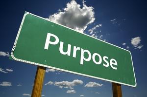 Purpose @ Savvyscot