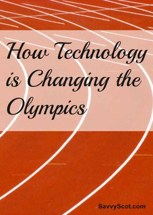How Technology is Changing the Olympics