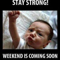 The Friday Feeling