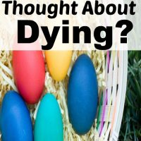 Have You Thought About Dying?