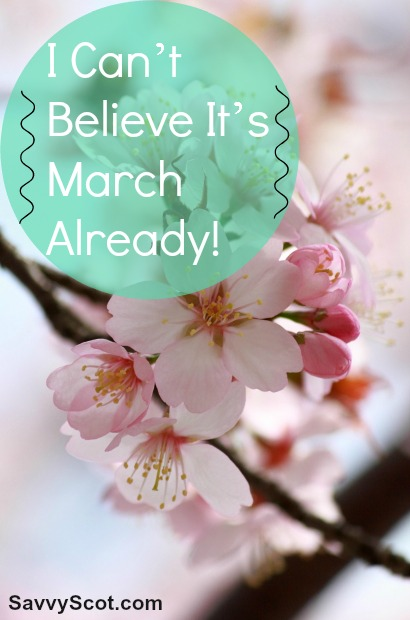 March Already