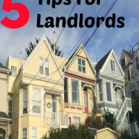 5 Tips For Landlords