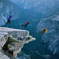 Base Jumping: Added to the Bucket List