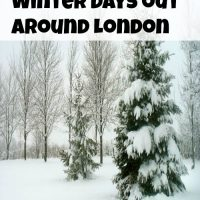 Cheap winter days out around London