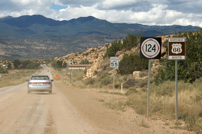 road trip abroad
