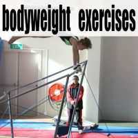 Top 7 bodyweight exercises