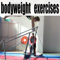 Top 7 bodyweight exercises