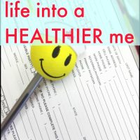 Changing my life into a healthier me