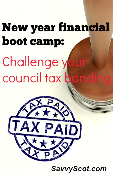 New Year Financial Boot Camp Challenge Your Council Tax