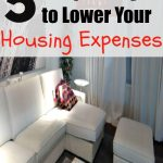 5 Simple Ways to Lower Your Housing Expenses