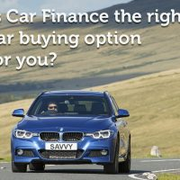 Is car finance the right car buying option for you?