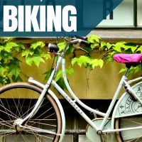 Save Big Money With: Biking