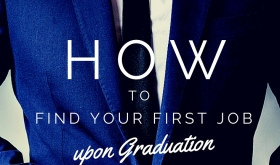How to Find Your First Job upon Graduation