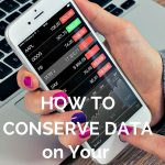 How to Conserve Data on Your Mobile Plan