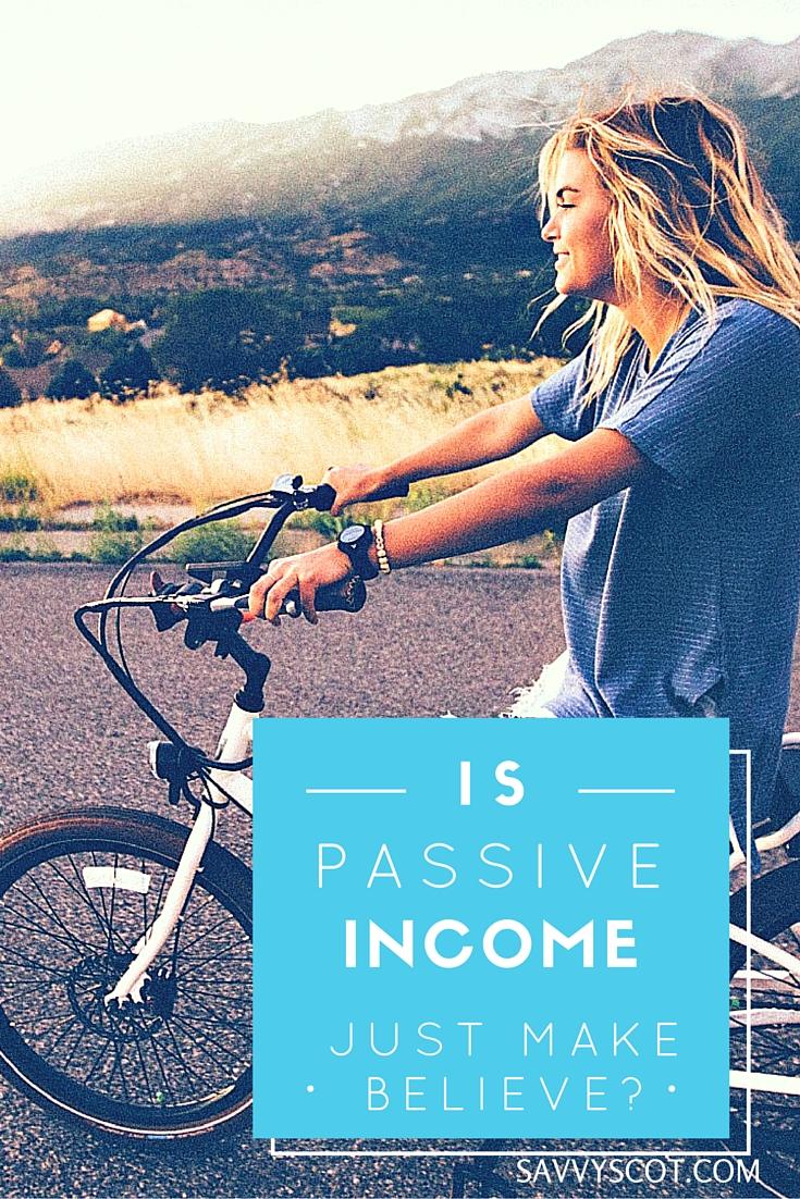 Passive Income Just