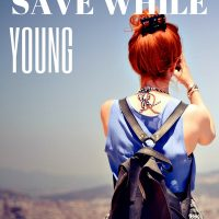 Ways to Save While Young