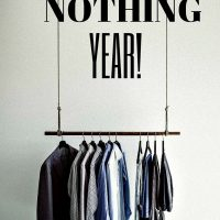 Have a Buy Nothing Year!