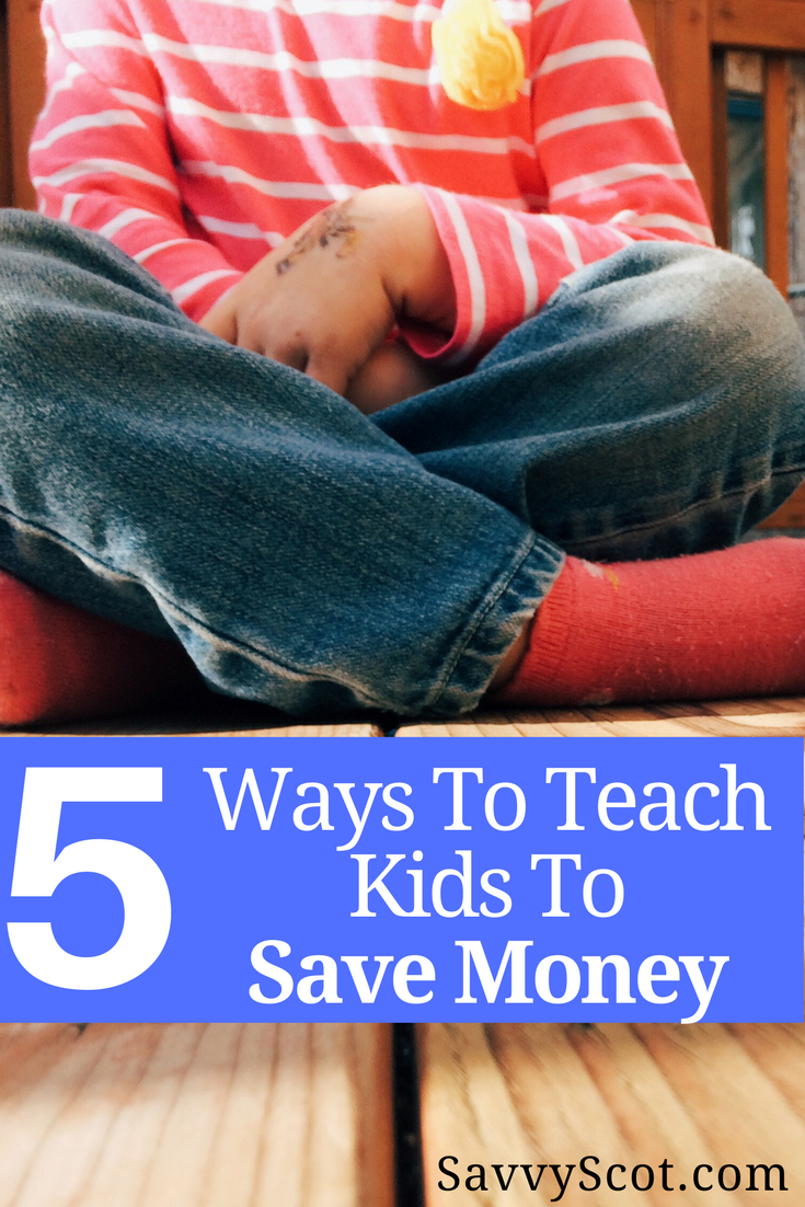 Kids should be given a chance regularly to earn money in order to learn how to manage it, including saving it. Here are 5 ways to teach kids to save money.