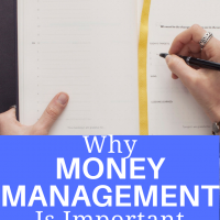 Why Money Management Is Important