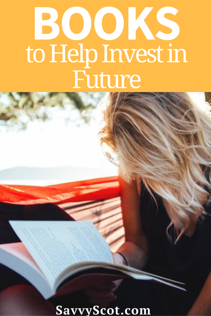 "Books to Help Invest in Future. Investing doesn't have to be complicated. ""Smarter Investing"" teaches you how to work smarter instead of harder. Follow the rules contained within to help you become successful with investing."