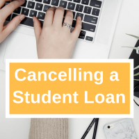 Cancelling a Student Loan
