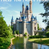 12 Crazy Disney Facts