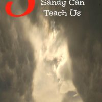 5 Things Hurricane Sandy Can Teach Us
