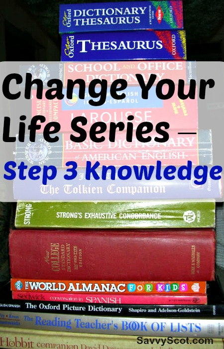 Change Your Life Series