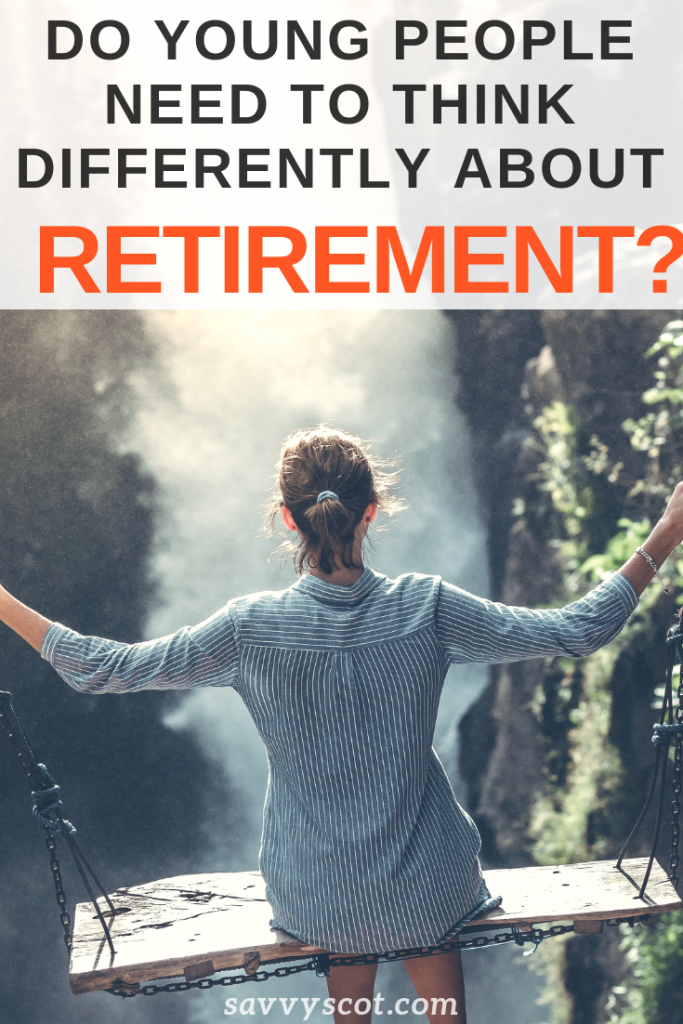 Do young people need to think differently about retirement? There have been a few studies recently that have provided some worrying insights into the attitudes of Britain's young population to planning for their retirement. #retirement #retired