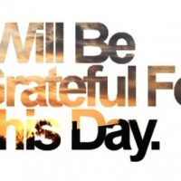 5 Things I am Truly Grateful For