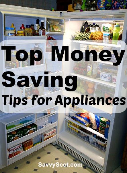 Top Money Saving Tips for Appliances