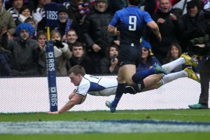 Rugby Union - RBS 6 Nations Championship 2012 - Scotland v France - Murrayfield
