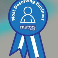 Motors' Most Deserving Business 2013