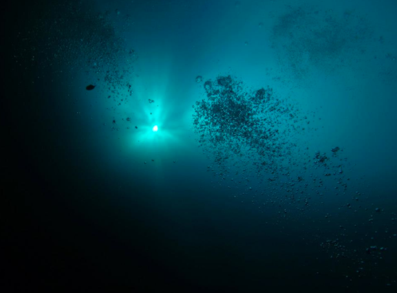 Angelita Cenote Cave