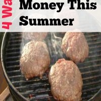 Save Money This Summer