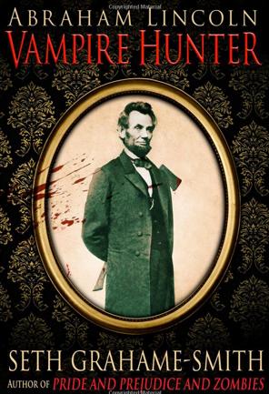 Abraham Lincoln Vampire Book
