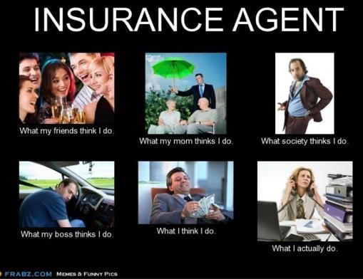 Insurance what I think I do