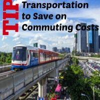 Save on Commuting Costs