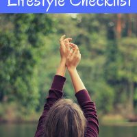 New Year Lifestyle Checklist