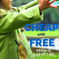 free Spring activities