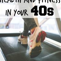 Health and fitness in your 40s