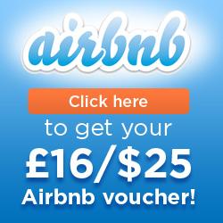 Airbnb voucher code