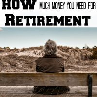Easiest Way Ever To Know How Much Money You Need For Retirement