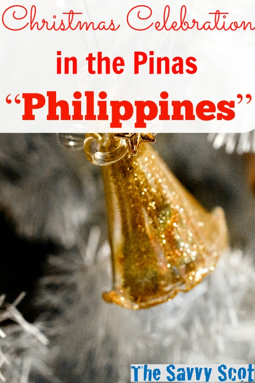 """Christmas Celebration in the Pinas """"Philippines"""""""