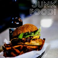 Make your own junk food!