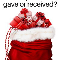 What is the best gift you ever gave or received?