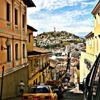 Visiting Quito, Ecuador