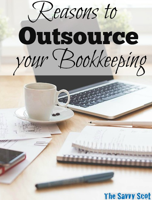Reasons to Outsource Your Bookkeeping